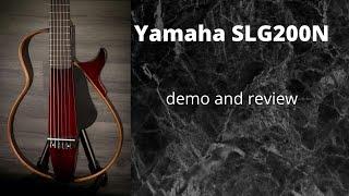 Yamaha SLG 200N demo