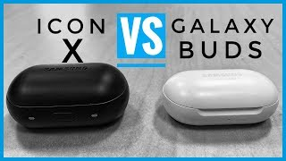 Upgrade? Nope. | Samsung Galaxy Buds vs Gear IconX 2018 (2019)