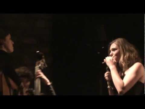 June & Lula - Lonely guy blues (1/9) - live@Café de la Danse, 13 mai 2011