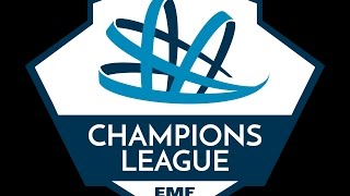 [LIVE STREAM] EMF Champions league: day 3 - field 1