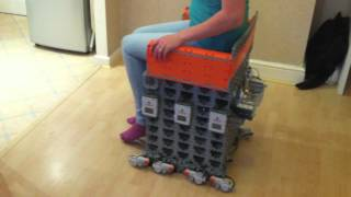 The LEGO Wheelchair