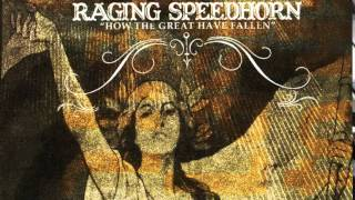 RAGING SPEEDHORN - A DIFFERENT SHADE OF SHIT