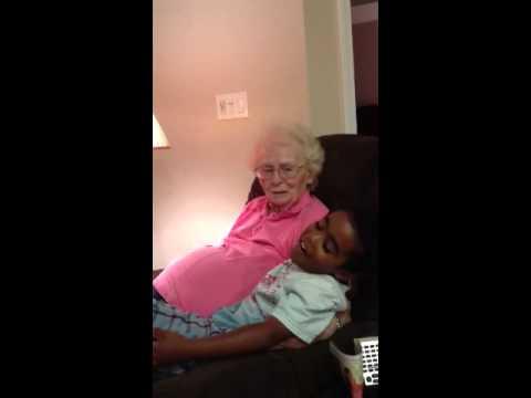 Story time with Nana