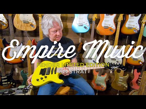 Fender Limited Edition HM Strat - EMPIRE MUSIC