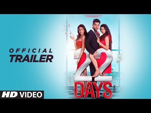 22 Days Movie Trailer | Rahul Dev, Shiivam Tiwari, Sophia Singh | T-Series