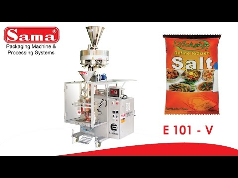 Tobacco Packing Machine E 101V | Sama Engineering