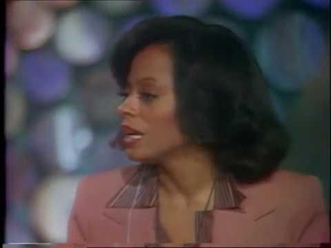 Diana Ross rare interview 1976