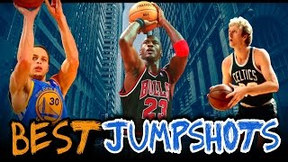 Top 10 Shooting Forms in NBA History!