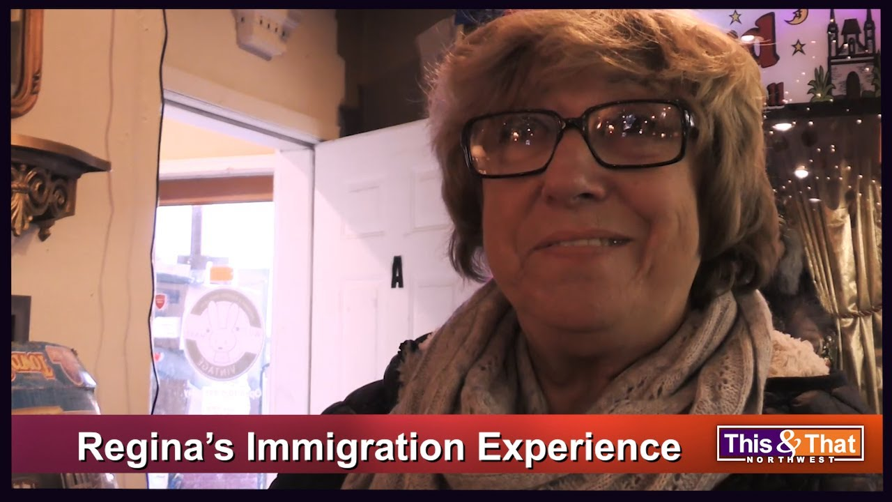 Immigrating from Russia: Regina shares her story.