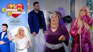 Mi querida herencia: Fiesta sorpresa | C7 - Temporada 1 | Distrito comedia