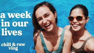 SPEND A WEEK WITH US: TRAVEL, RANDOM TRIPS, FLIGHTS, PHOTOSHOOT, UNBOXING & A WHOLE LOT MORE!!