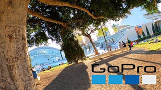 GoPro HERO 8 Slow Motion Footage 120fps