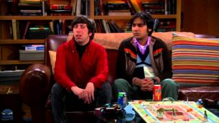 The Big Bang Theory - Best of Howard & Raj (seasons 3 - 4)