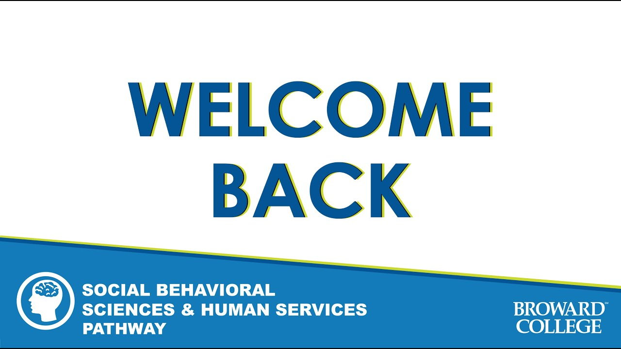 Welcome Back SBSHS Pathway!