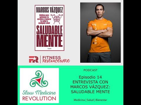 Episodio 14  Entrevista a Marcos Vázquez: Saludable Mente
