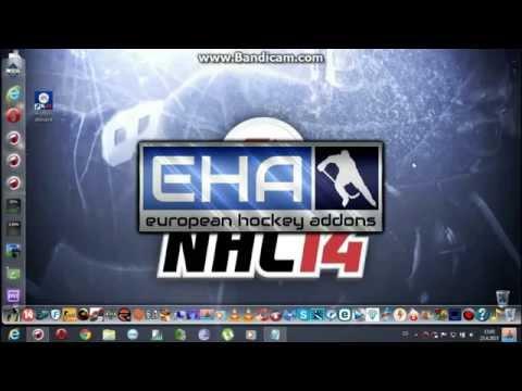 Jak Stáhnout A Nainstalovat NHL 09 Update na NHL 14