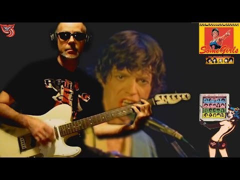 Far Away Eyes Subtitulada Rolling Stones & RollingBilbao Cover HD