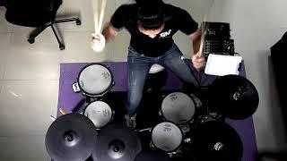 สุดฤทธิ์สุดเดช - ใหม่ เจริญปุระ (Electric Drum cover by Neung)