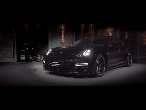 Porsche Panamera Exclusive Series Launch Event in Taipei, Taiwan