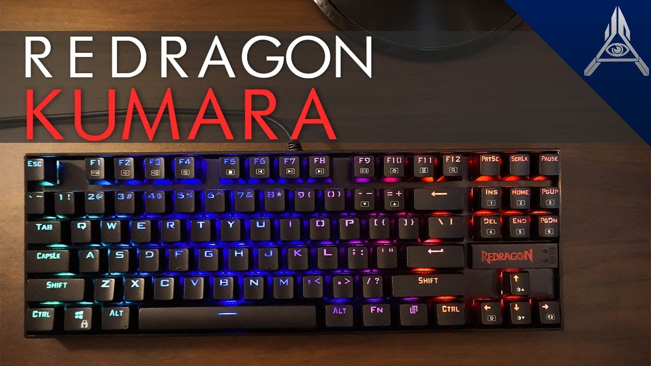 Redragon Kumara K552 Rgb Review Mechanical Keyboard On A Budget