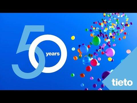 Tieto Live – #tieto50 Special Edition, May 25th, 11:00 – 11:30 EET