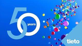 Tieto Live – #tieto50 Special Edition, May 25th, 11:00 – 11:30 EET thumbnail