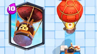 NEW CLASH ROYALE FUNNY MOMENTS #8 - Clash LOL Funny Moments & Glitches & Fails