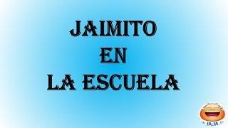 Chistes de Jaimito cortos y graciosos para niños y adultos.