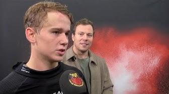 Erik Gustafsson trollar Nisse Lundkvist