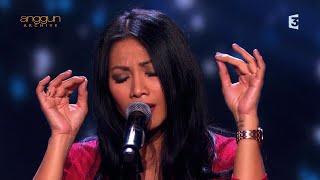 Anggun - La Neige Au Sahara (Live on Du côté de chez Dave / France 3) 10 / 1/16