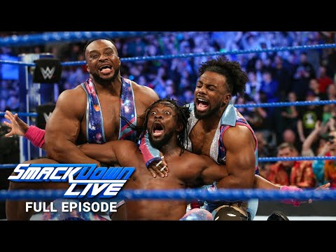 WWE SmackDown LIVE Full Episode, 19 March 2019 thumbnail