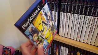 My Playstation 2 PS2 game collection