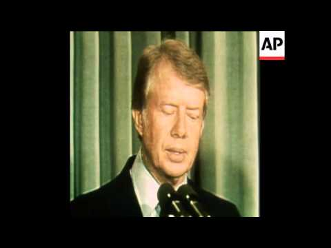 SYND 17 3 78 CARTER PRESS CONFERENCE ON PANAMA TREATY