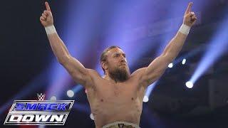 Daniel Bryan's final match: Daniel Bryan & John Cena vs. Cesaro & Kidd: SmackDown, Apr. 16, 2015