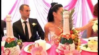 Оформление свадеб (видео нарезка) Костина Анна