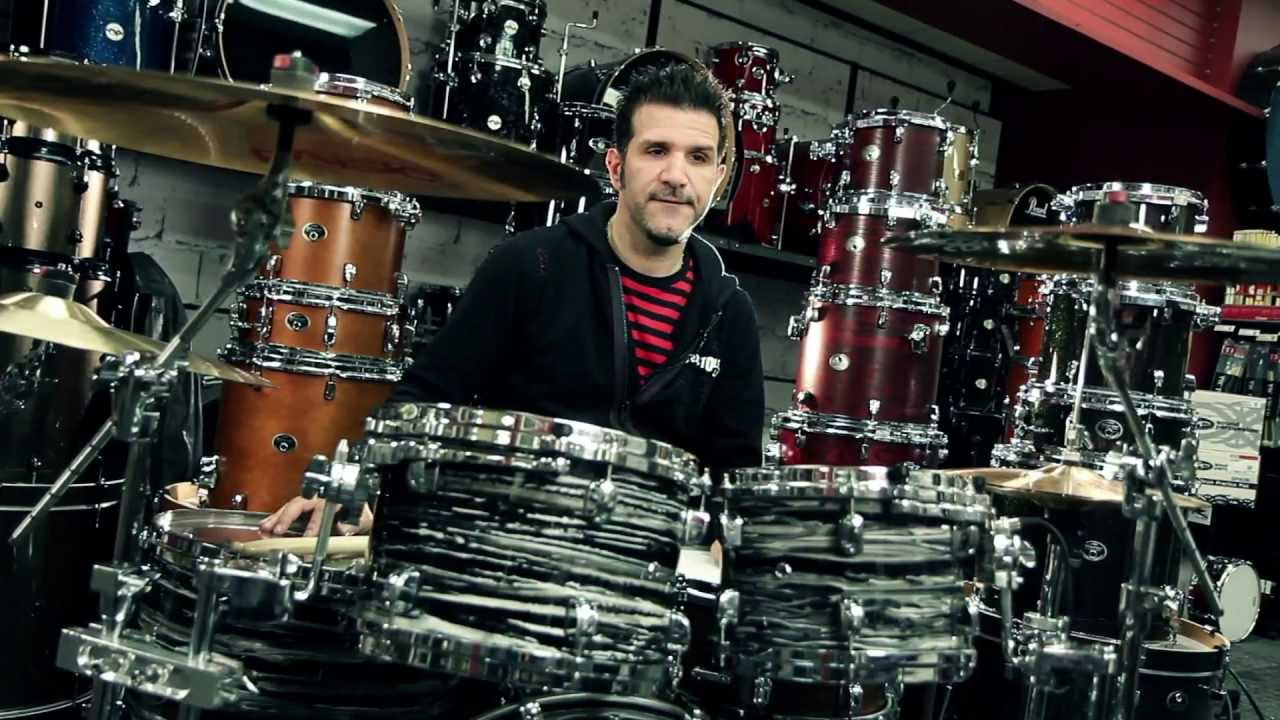 charlie benante at guitar center youtube. Black Bedroom Furniture Sets. Home Design Ideas