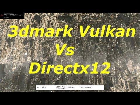vulkan vs directx