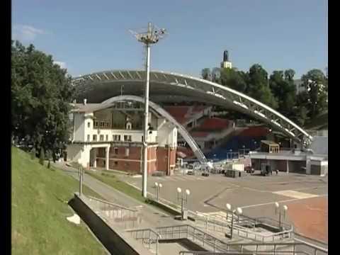 Славянский базар в Витебске - история летнего амфитеатра