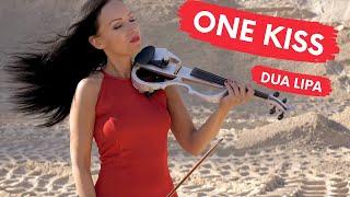 Calvin Harris Dua Lipa One Kiss Violin cover by Agnes Violin.mp3