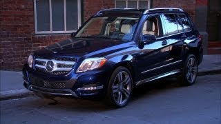 Mercedes Benz GLK350 4MATIC 2013 Videos