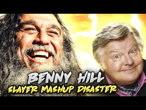 Benny Hill/Slayer Mashup Disaster(Extended Version)
