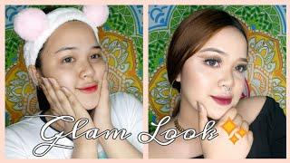 GLAM MAKE UP LOOK | Lyra Cajusay (Philippines)
