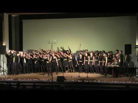 UBC A Cappella - 'Disney Medley'
