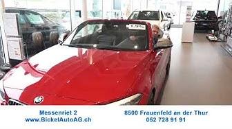 Bickel Auto AG - Ihre BMW Garage in Frauenfeld an der Thur