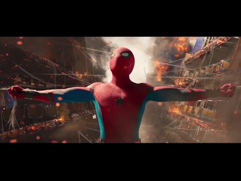 Человек-паук: Возвращение домой / Spider Man Homecoming (2017) Второй дублированный трейлер HD