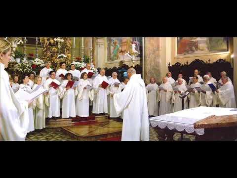 REGINA CAELI LAETARE Antifona gregoriana Schola Gregoriana Mediolanensis direttore Giovanni Vianini Milano Italia