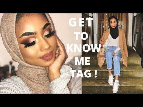 Get to know me tag !   Where I'm from ? My future ? Kids ?