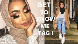 Get to know me tag ! | Where I'm from ? My future ? Kids ?