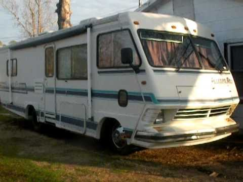 1994 Allegro Bay Motorhome Youtube