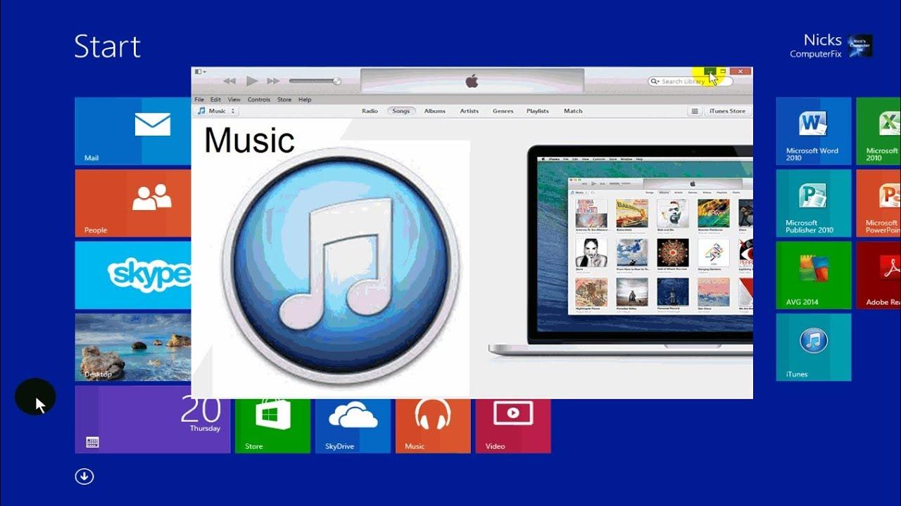 Windows XP Windows Vista Windows 7 Windows 8 Windows 10 - Français ...  iTunes 64 bits est le lecteur conçu par Apple pour les systèmes Windows 64 bits.